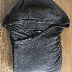 MPG long cape.  Size large.